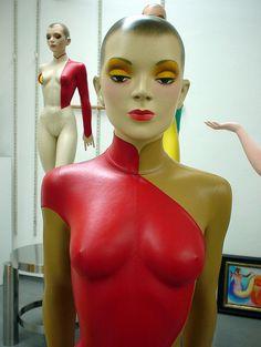 whitaker-malem-allen-jones-leather-art-sculpture (16) | Flickr - Photo Sharing!