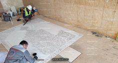 #Handmade_tiles_from_Iran