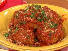 Joe's Juicy Meatballs ... You will never buy frozen meatballs again! So tasty, my mouth is watering just thinking about these. I double the recipe and freeze half the meatballs and make Stromboli for another meal that my husband loves!