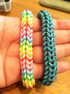 Rainbow Loom Pattern Library