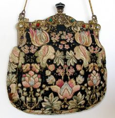 Austrian embroidery