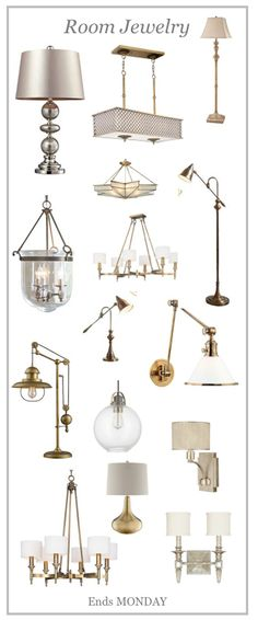 Gorgeous. New today. That bell jar lantern might be the prettiest one I've seen.