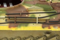 The Modelling News: Andy finishes Meng Models scale King Tiger Henschel Turret with AK shades. Tiger Ii, The Modelling News, Detailed Paintings, Tiger Tank, Camo Colors, Model Tanks, Figure Model, Panzer, Model Building