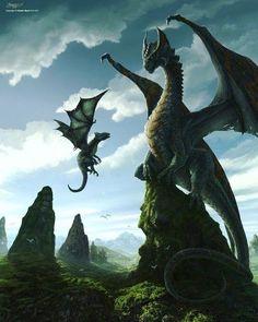 Dragon Ebonfort Wikia Fandom powered by Wikia Vintage Mermaid, Mermaid Art, Mermaid Paintings, Tattoo Mermaid, Fantasy Dragon, Fantasy Art, Dark Fantasy, Auras, Statues