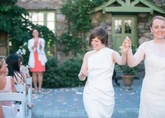 #twobrides #lesbianwedding #samesexwedding #lgbtwedding #lgbtqwedding #LoveisLove