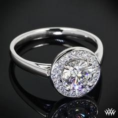 This is the ring I want. Just in case the bf ever asks ;)