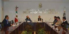 La Comisión Editorial del Instituto Electoral del Estado de Querétaro (IEEQ) aprobó la estructura del 'Informe anual de actividades 2016'...