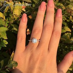 Square Halo Engagement Rings, Engagement Ring Shapes, Classic Engagement Rings, Beautiful Engagement Rings, Wedding Ring Bands, Wedding Engagement, Fantasy Wedding, Dream Wedding, Rings For Her