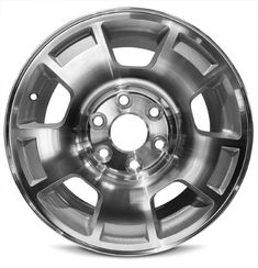 2694 best alloy wheel images in 2019 2002 Honda Rubicon 500 Value new 17x7 5 chevrolet avalanche 07 13 express 07 13 suburban 07 14 tahoe 07 14 6 lug silver replacement alloy wheel rim