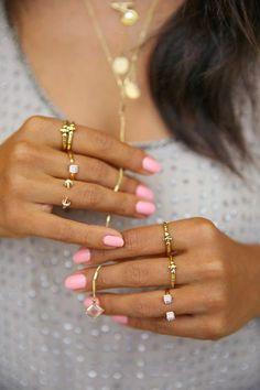 Modern Ways Wear Rings how_to_wear_rings_in