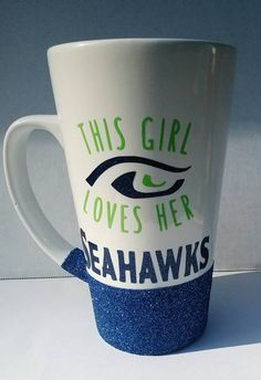Hey, I found this really awesome Etsy listing at https://www.etsy.com/listing/245615382/this-girl-loves-her-seahawks-coffee-mug