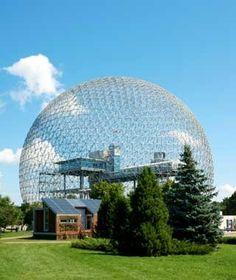 Montreal Biosphere, Montreal