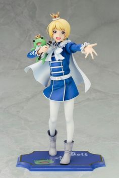 Pierre, one of the three-member unit Beit, is the Side M franchise's first product from the company's ARTFXJ line, and Shiki Iseya from five-member un. Thing 1, Anime Dolls, Anime Figures, Pose Reference, Good News, Card Games, Smurfs, Disney Characters, Fictional Characters