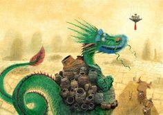 Dragon by Igor Olejnikov