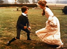 Julie Christie as the naughty Marian, Lady Trimingham in 'The Go Between' film 1970