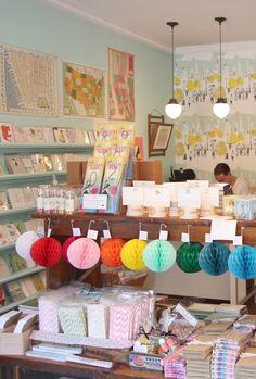 Greenwich_letterpress. Store in New York