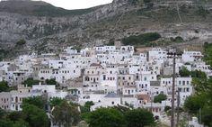 Apiranthos, Naxos - Greece. My grandmother's village.