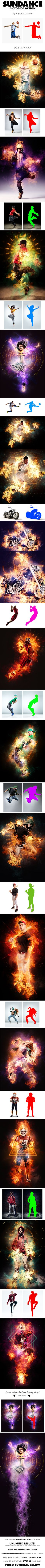 SunDance Photoshop Action - Download…