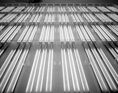 Leuchtstoffröhren Philippe Rahm Biennale Venedig