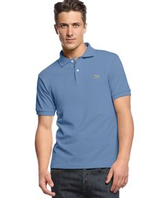 Lacoste Core Polo Shirts, Classic Pique Polo