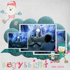 Digi Kit Happy Noel by Scrappinnes