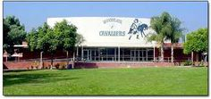 Montclair High School  .. look at this cool ol picture I just found!!!