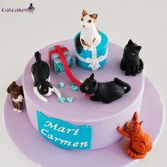 http://www.catcakes.es/ ★ More on #cats - Get Ozzi Cat Magazine here >> http://OzziCat.com.au ★