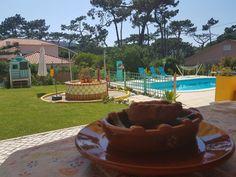 barbeque area Rent A Villa, Outdoor Furniture, Outdoor Decor, Portugal, Pottery, Home Decor, Places, Ceramica, Decoration Home