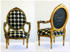 The E=MC2 Chair by Wild Chairy