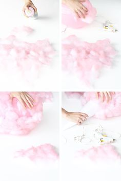 My cotton candy obsession strikes again, and this time we're bringing it into the party category with COTTON CANDY BALLOONS! That'...