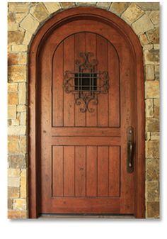 Colorado Custom Wood \u0026 Iron Entry Doors for Interior \u0026 Exterior Colorado Custom Homes from Castlewood Doors \u0026 Millwork   SPA   Pinterest   Custom wood ... & Colorado Custom Wood \u0026 Iron Entry Doors for Interior \u0026 Exterior ... Pezcame.Com