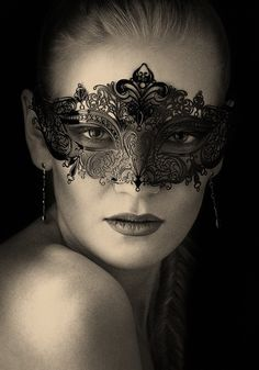 Exquisite masquerade defiantly one for the collection