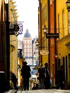 #Stockholm - Gamlastan