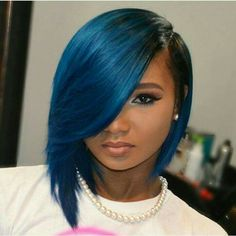 2019 Trendy Bob Hairstyles For Black Girls Trendy bob hairstyles for black girls. Bob hairstyles are cool, versatile, innovative and easy to maintain. Today you have plenty of techniques and various styles of Bob hairstyles. Layered Bob Hairstyles, 2015 Hairstyles, Black Women Hairstyles, Weave Hairstyles, Gorgeous Hairstyles, School Hairstyles, African Hairstyles, Black Girl Bob Hairstyles, Volume Hairstyles