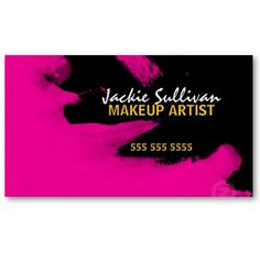 Bold textured makeup artist business cards business card bold textured makeup artist business cards business card inspiration pinterest makeup artist business cards bald hairstyles and business cards reheart Images