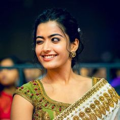 Photo by Rashmika Fans Ikkada ✊🏻 on December Image may contain: one or more people and closeup Beautiful Girl Hd Wallpaper, Beautiful Girl Photo, Beautiful Girl Indian, Most Beautiful Indian Actress, Colorful Wallpaper, Beautiful Saree, Cute Girl Poses, Cute Girl Photo, Cute Beauty