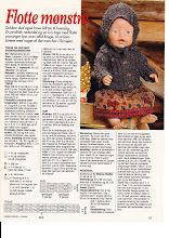 Album Archive - Dukketøj til Baby Born 2 - Ingelise Knitting Dolls Clothes, Baby Doll Clothes, Doll Clothes Patterns, Doll Patterns, Knit Patterns, Clothing Patterns, Baby Dolls, Crochet Dolls, Crochet Baby
