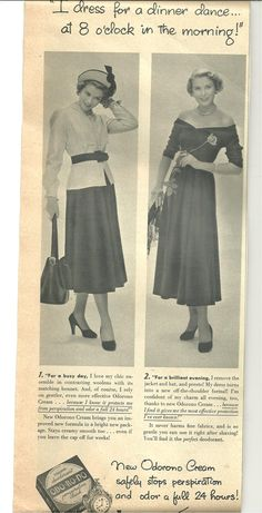 Rare ad from Grace Kelly's modeling career!