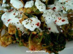 nergismevsimi: ISPANAK KIZARTMASI Turkish Kitchen, Best Beauty Tips, Mashed Potatoes, Breakfast, Ethnic Recipes, Foods, Kitchens, Whipped Potatoes