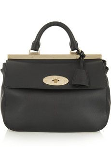 Mulberry Suffolk small leather tote | NET-A-PORTER