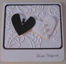 So in love with this card. handmade wedding cards stampin up - Google Search