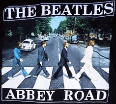 Vintage Rock Tees, Abbey Road, The Beatles, Musicals, Around The Worlds, Movie Posters, Shirts, Film Poster, Dress Shirts