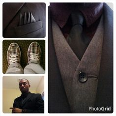 Just another day at the office...#TurnupTuesday #SAABAttire #SAABStrong #SAAB25 #YallKnowHowItGoes #ThisAintNothingNew #ILookCleanEnoughToHaveMyOwnOffice #ThisIsBecomingALifestyle #IStillGotAWaysToGoThough  #WardrobeStillOnTheComeup #BrotherOfTheWeek