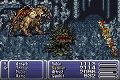 Final Fantasy VI Advance Is Now Available on Japan's Wii U Virtual Store