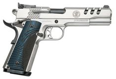 Smith & Wesson: 45 ACP Performance Center with Ported Slide for sale at Sportsman's Outdoor Superstore. Weapons Guns, Guns And Ammo, Smith And Wesson 1911, Threaded Barrel, 45 Acp, Cool Guns, Firearms, Hand Guns, Shotgun