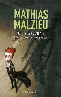 Maintenant qu'il fait tout le temps nuit sur toi: Amazon.fr: Mathias Malzieu: Livres