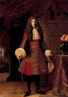 """Often regarded as the """"Merry Monarch"""", Charles II is famed for his frolicking, feasts and fashion. On 7 October 1666, the king issued a radical clothing ordinance that did away with breeches and gowns. In place of this ostentatious raiment, male courtiers were now expected to wear a vest and coat"""