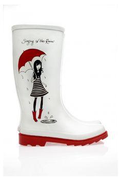 It's Raining Wellies!