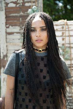 20 Reasons Zoe Kravitz Is Our Latest Girl Crush | The Huffington Post Canada Style