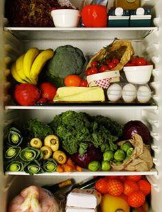 Xô, agrotóxicos! Comendo Melhor: Faça da sua geladeira uma horta, de verdade!